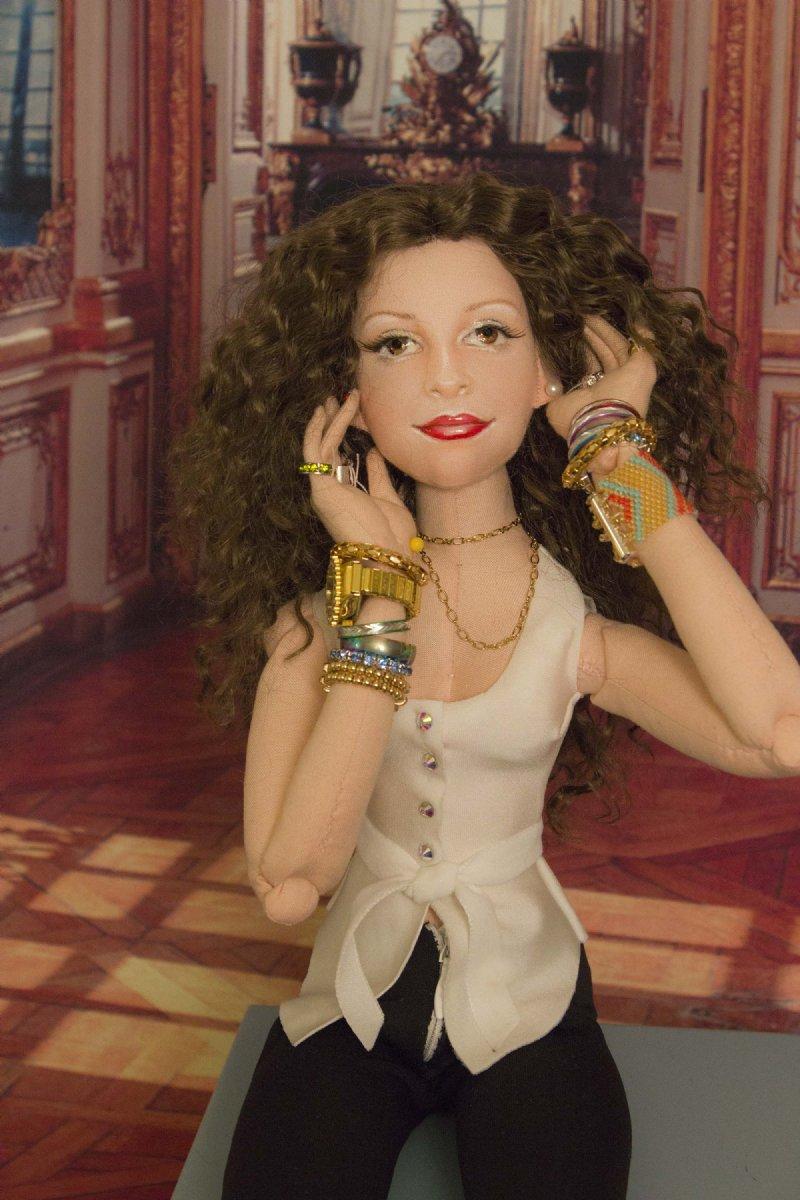 Daisy, OOAK, Teen Girl, Portrait, Art Doll