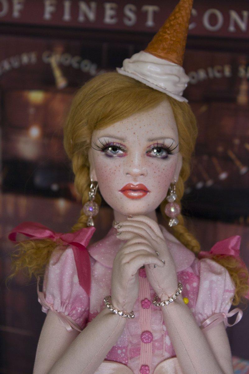 darlene sweet ooak lady art doll rh gaylewraydolls com